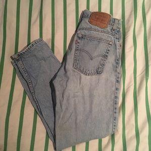 Vintage 521 Levi's